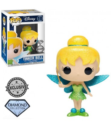 Pop! Tinker Bell Glitter Diamond Collection Edition Limitée [10]
