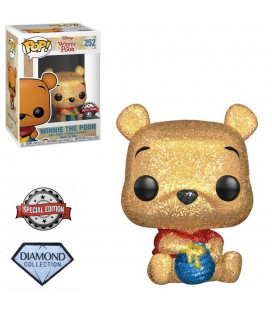 Pop! Winnie The Pooh Glitter Diamond Collection Edition Limitée [252]