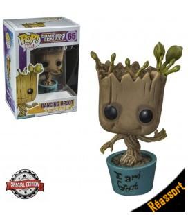 Pop! Dancing Groot Edition Limitée [65]