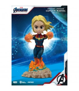 Captain Marvel Mini Egg Attack