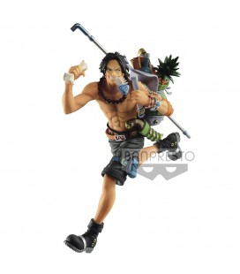 Statuette Portgas D. Ace Three Brothers 14 cm
