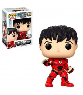 Pop! The Flash (Unmasked) Edition Limitée [201]