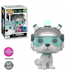 Pop! Snowball Flocked Edition Limitée [178]