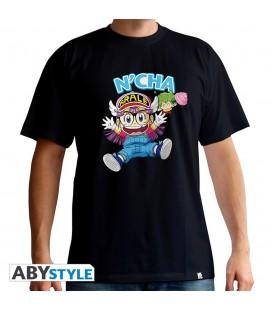 T-shirt Arale & Gacchan Homme