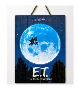 Tableau WoodArts 3D E.T. The Extra Terrestrial