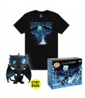 Pop! Viserion (Exclusive GITD) [22] & T-Shirt