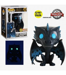 Pop! Viserion (Exclusive GITD) & T-Shirt [22]