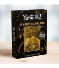 Carte Dieu Dragon Ailé de Râ Collector LTD Métal Plaquée Or 24K
