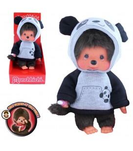 Peluche Monchhichi Panda