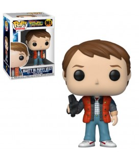 Pop! Marty In Puffy Vest [961]