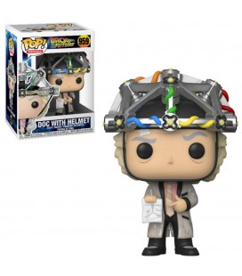 Pop! Doc With Helmet [959]