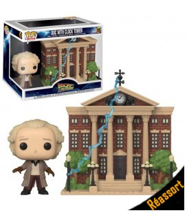 Pop! Town Doc With Clock Tower [15]