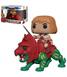 Pop! Rides He-Man on Battle Cat [84]
