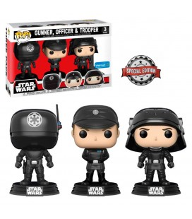 Pop! Gunner, Officer & Trooper Edition Limitée [3-Pack]