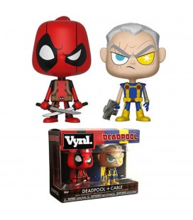 Vynl. Deadpool & Cable