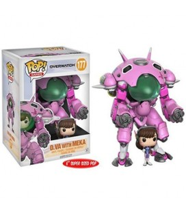 Pop! D.Va with Meka [177]