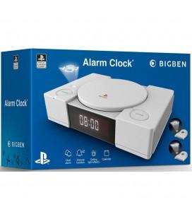 Réveil PlayStation Official Alarm Clock avec Projection