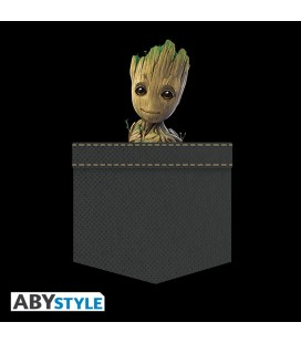 T-shirt Pocket Groot (F)