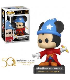 Pop! Sorcerer Mickey [799]
