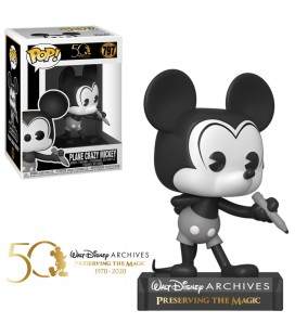 Pop! Plane Crazy Mickey [797]