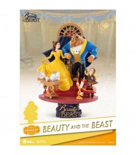 Diorama La Belle et la Bête