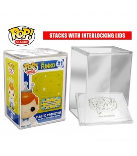 Funko POP! Stacks! Boîte Premium Protection Acrylique Transparente
