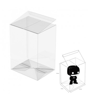 Ultimate Guard Boîte de protection pour Funko Pop!