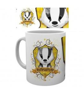 Mug Hufflepuff Paint