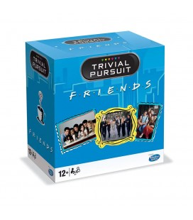 Trivial Pursuit Voyage Friends VF