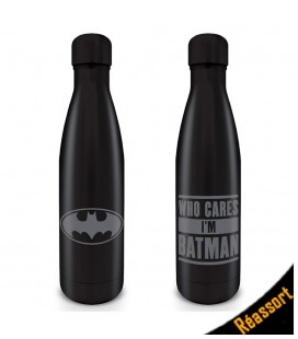 Bouteille / Gourde Who Cares I'm Batman