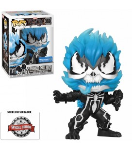 Pop! Venomized Ghost Rider (Exclusive) [369] & T-Shirt