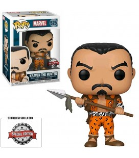 Pop! Kraven The Hunter Edition Limitée [525]