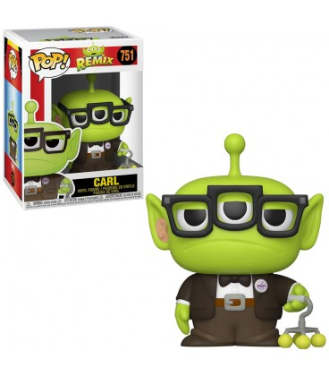 Pop! Carl (Alien Remix) [751]