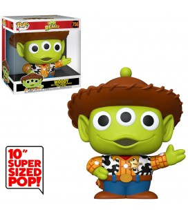 Pop! Woody Super Sized (Alien Remix) [756]