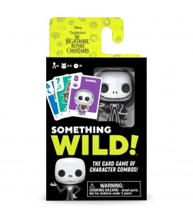 Something Wild! Jeu de cartes Nightmare Before Christmas VF