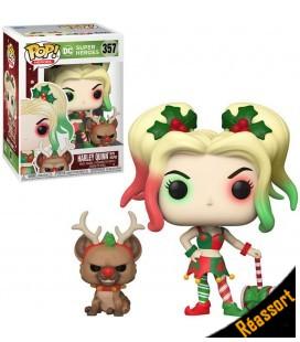 Pop! Harley Quinn (With Helper) [357]