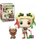 Pop! Harley Quinn (With Helper) [357]