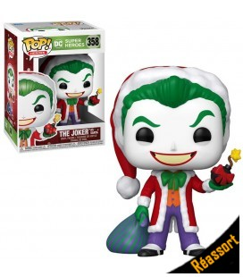 Pop! The Joker (As Santa) [358]