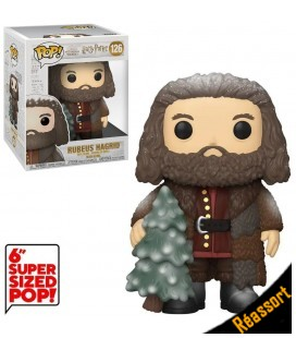 Pop! Rubeus Hagrid Oversized [126]