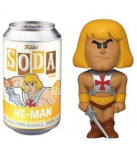 Soda! He-Man Edition Limitée 10000 Exemplaires