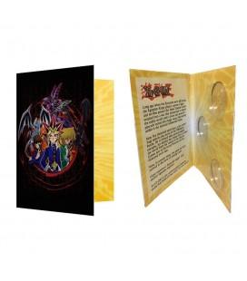 Coffret pour Pièces de Collection Yu-Gi-Ho!