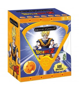 Trivial Pursuit Voyage Dragon Ball Z VF
