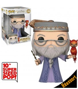 Pop! Albus Dumbledore with Fawkes Giant Oversized [110]