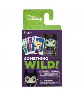 Something Wild! Jeu de cartes Disney Villains VF