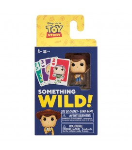 Something Wild! Jeu de cartes Toy Story VF