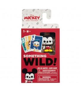 Something Wild! Jeu de cartes Mickey & Friends VF