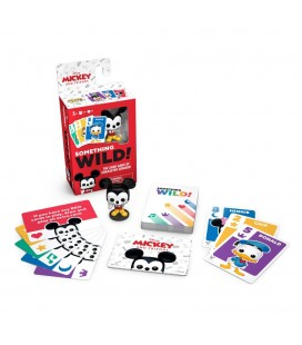 Something Wild! Jeu de cartes Mickey & Friends VF