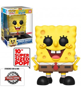 Pop! Spongebob Squarepants Super Sized Edition Limitée [562]