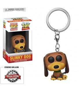 Pocket Pop! Keychain - Slinky Dog Edition Limitée
