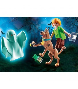 Set Scooby & Sammy Playmobil